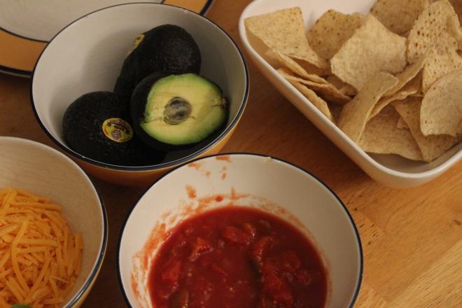 crucial topping: avocado